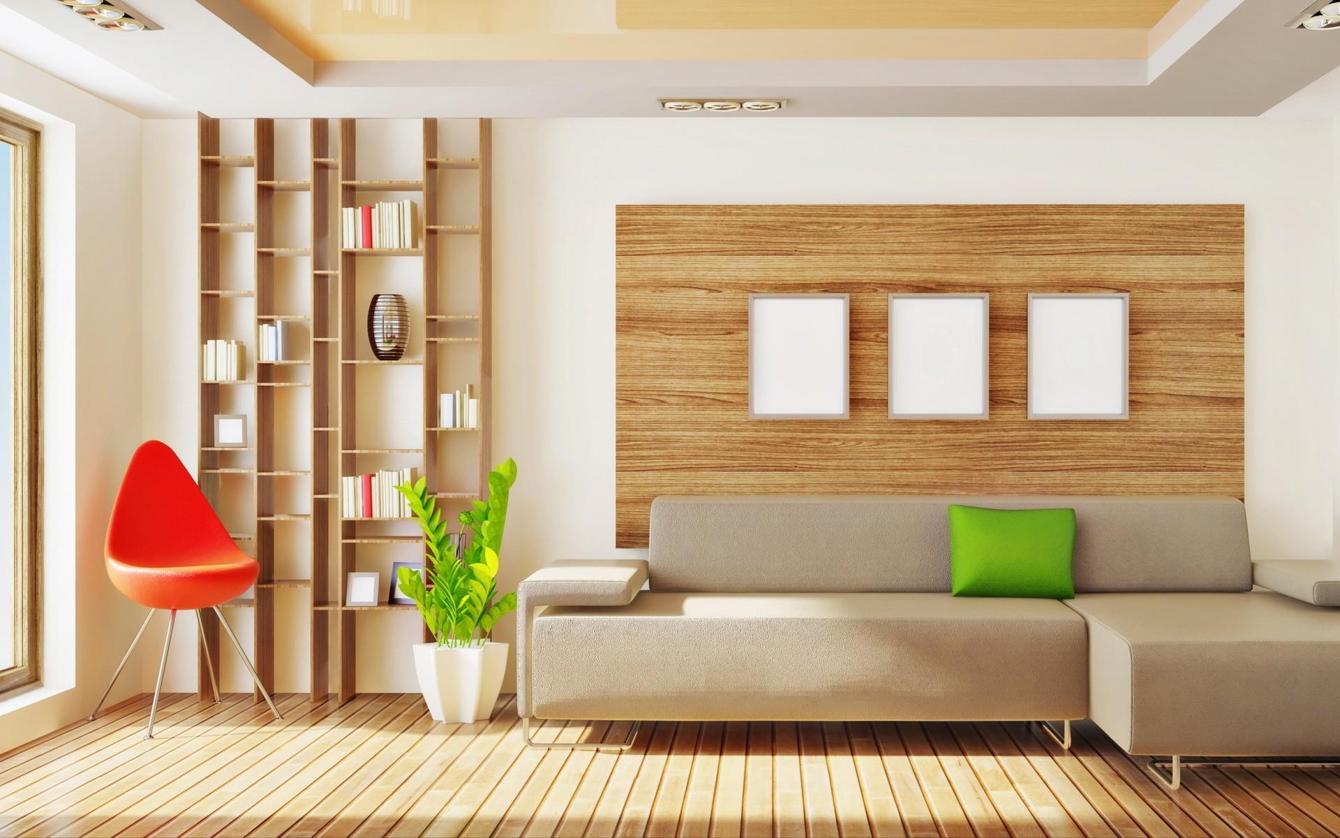 Квартира с мебелью картинка